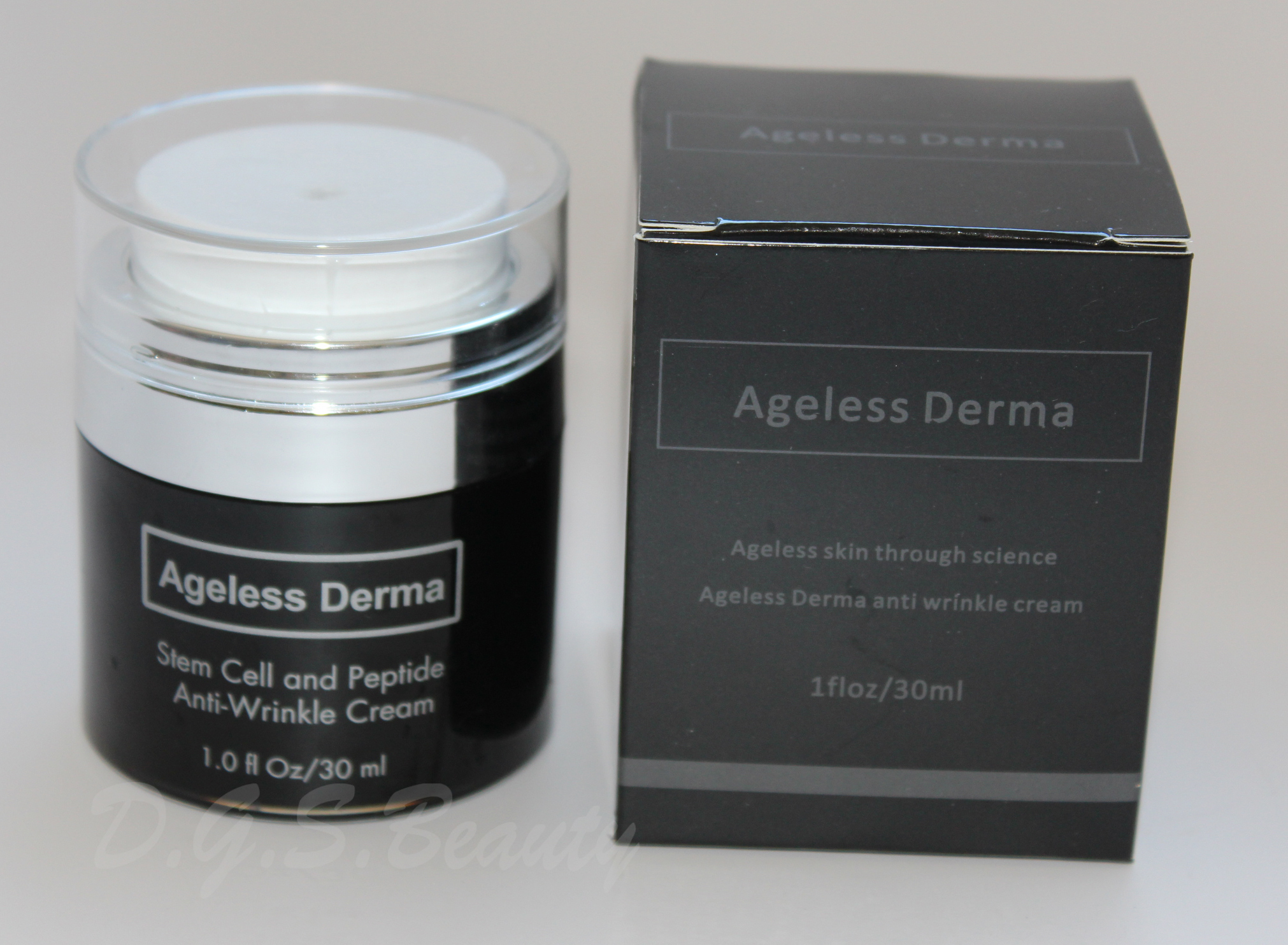 Ageless Derma Anti Wrinkle Cream Review
