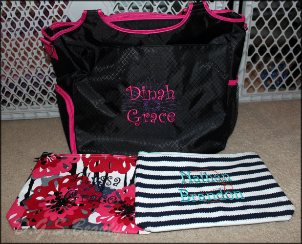 Thirty-One All Pro Tote and Zipper Pouches Haul