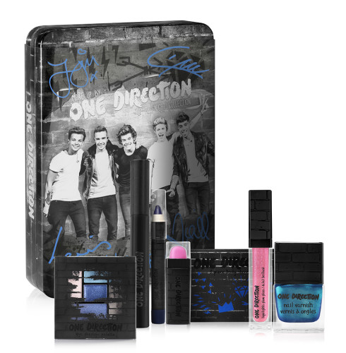 One Direction Makeup Line Giveaway & Sneak Peek! #makeupby1D