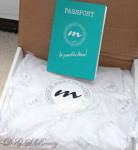 Murad Travel Essentials Unboxing
