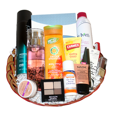Free Beauty Event's May Beauty Basket Giveaway