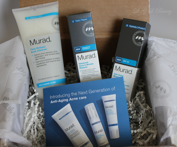 Murad's Next Generation of Anti-Aging Acne Care Products Preview