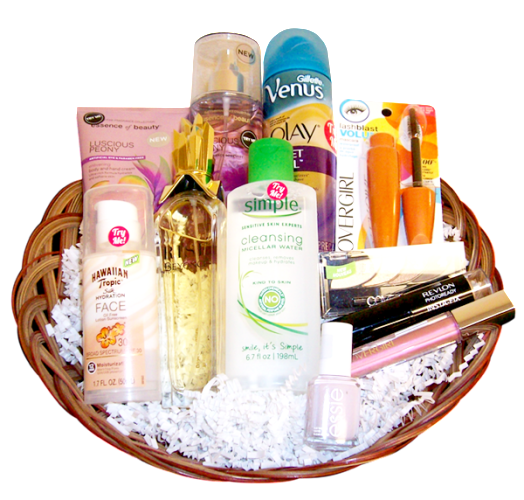 Free Beauty Event's June Beauty Basket Giveaway