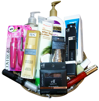 Free Beauty Event's August Beauty Basket Giveaway