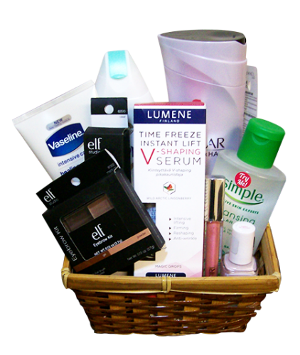Free Beauty Event's February 2016 Beauty Basket Giveaway