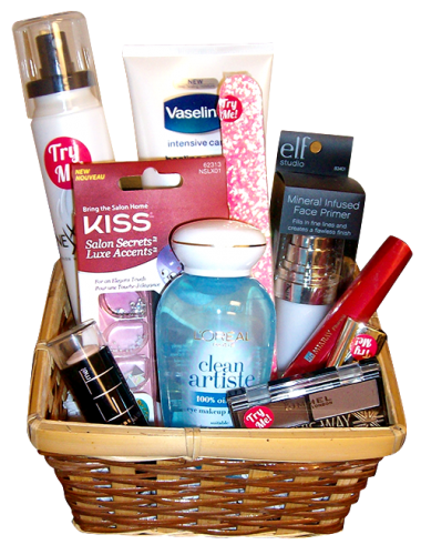 Free Beauty Event's March 2016 Beauty Basket Giveaway