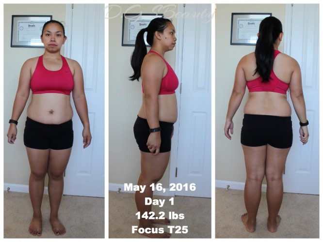 Focus T25 Weekly Updates