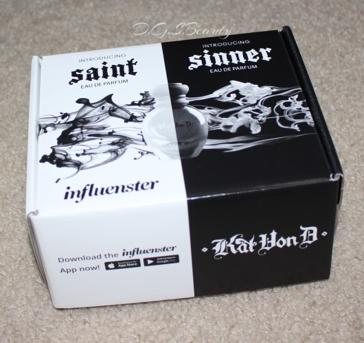 Kat Von D Saint & Sinner VoxBox Review