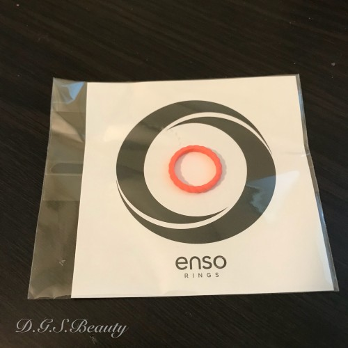 Review: Enso Womens Braided Silicone Ring